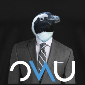 Mr. Penguin - Men's Premium T-Shirt
