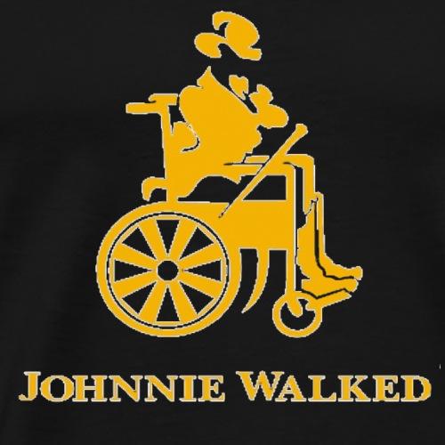 Johnnie Walked - Men's Premium T-Shirt