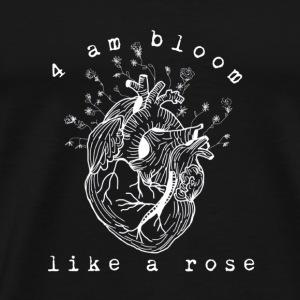 4am bloom alt. - Men's Premium T-Shirt
