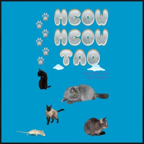 Meow Meow Tao cover - Men's Premium T-Shirt