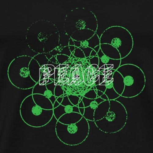 Peace Circles - Men's Premium T-Shirt