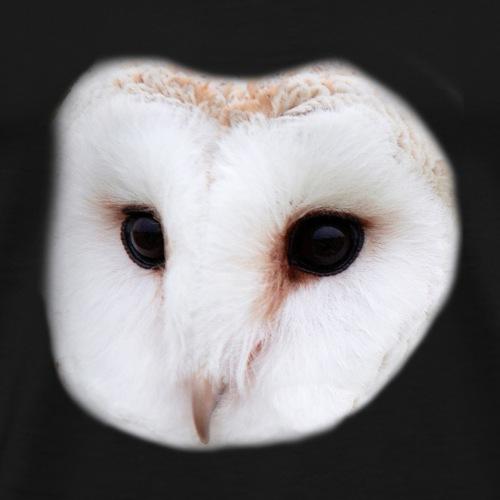 Deep Owl Eyes - Men's Premium T-Shirt