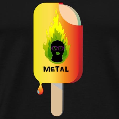 Metal For Sure Ma Dude - Men's Premium T-Shirt