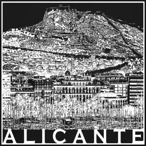 Alicante - Men's Premium T-Shirt
