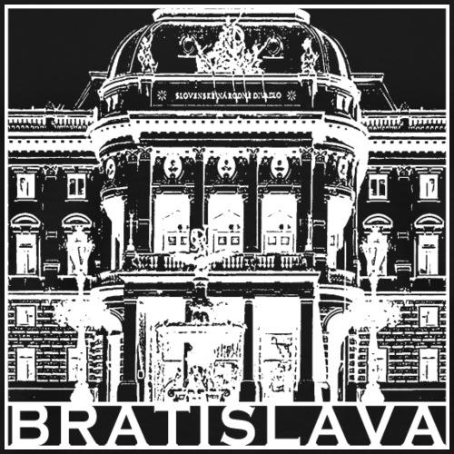 Bratislava - Men's Premium T-Shirt