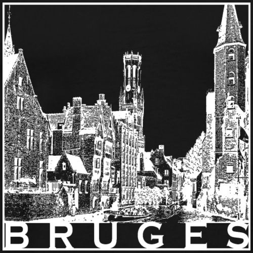 Bruges - Men's Premium T-Shirt