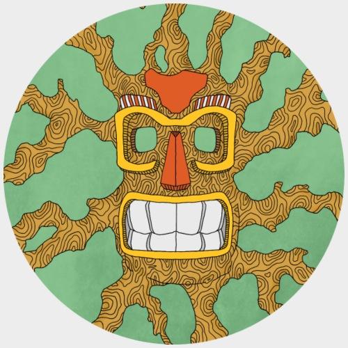 Tiki Tree - Men's Premium T-Shirt