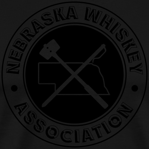 NEBRASKA WHISKEY ASSOCIATION - Men's Premium T-Shirt