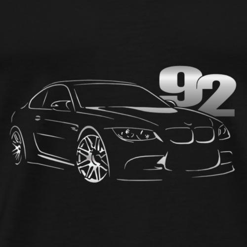 92 - Men's Premium T-Shirt