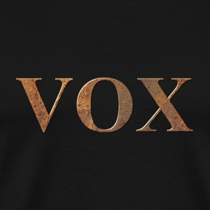 rusty vox - Men's Premium T-Shirt