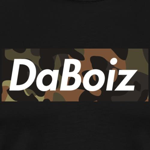 DaBoiz Camo - Men's Premium T-Shirt