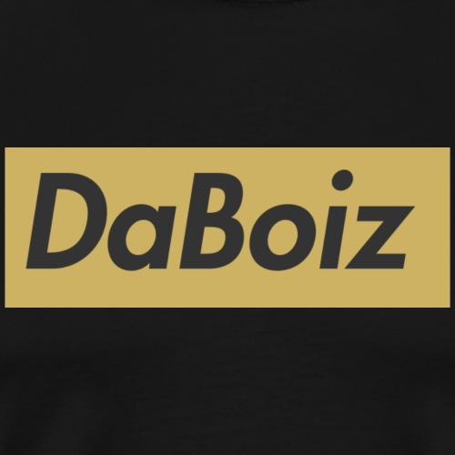 DaBoiz Black - Men's Premium T-Shirt