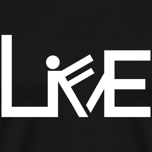 Live Life Original - Men's Premium T-Shirt