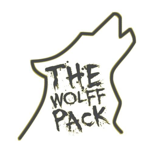 Wolff Pack Gold - Men's Premium T-Shirt