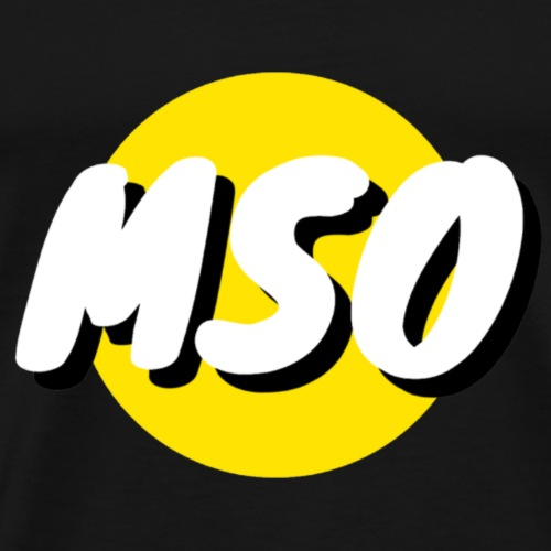 MSO Logo - Men's Premium T-Shirt