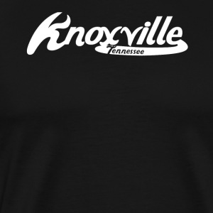 Knoxville Tennessee Vintage Logo - Men's Premium T-Shirt
