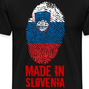 Made in Slovenia / Slovenija - Men's Premium T-Shirt