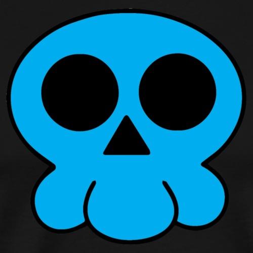 The Kuro Tamashi Skull - Men's Premium T-Shirt