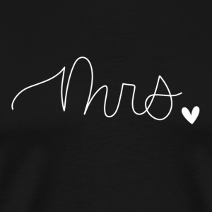 Mrs. - Men's Premium T-Shirt