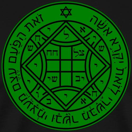Fourth (4th) Pentacle of Venus - Men's Premium T-Shirt