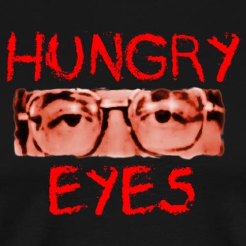 Hungry Eyes - Men's Premium T-Shirt