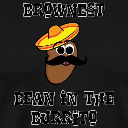Brownest Bean - Men's Premium T-Shirt