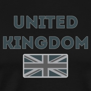 UK Tactical Flag Line - Men's Premium T-Shirt