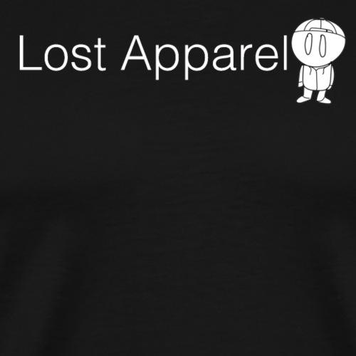 Lost Apparel banner - Men's Premium T-Shirt