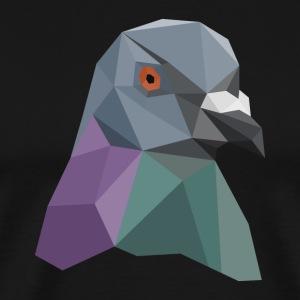 Pigeoncoin Head - Men's Premium T-Shirt