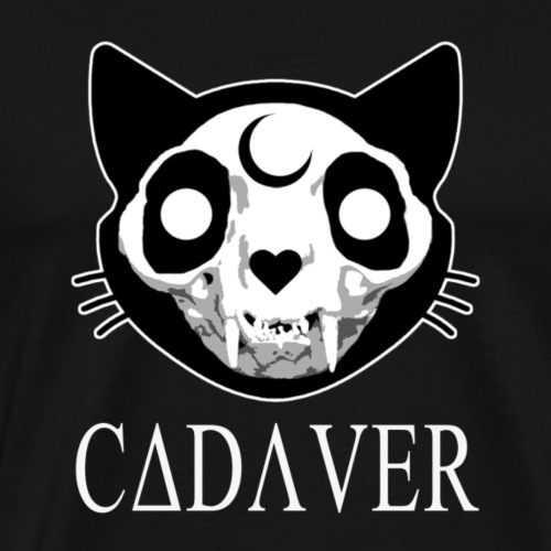 Cadaver Kitty Cat - Men's Premium T-Shirt