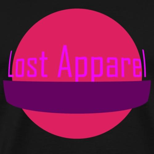 Lost Apparel center design - Men's Premium T-Shirt