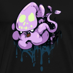 Angry Squidlet - Men's Premium T-Shirt