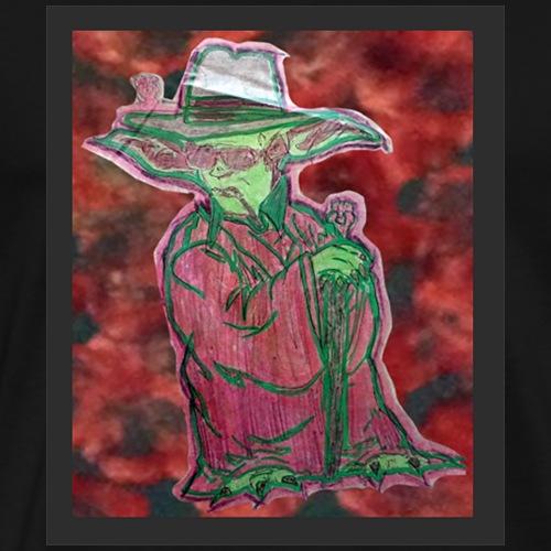 Yoda S. Thompson - Men's Premium T-Shirt