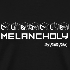 Cubicle Melancholy - Men's Premium T-Shirt