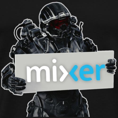 Mixer Sign- PHANTOMxALPHA - Men's Premium T-Shirt