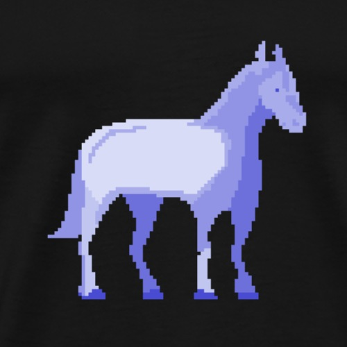 Purple Horse - Men's Premium T-Shirt