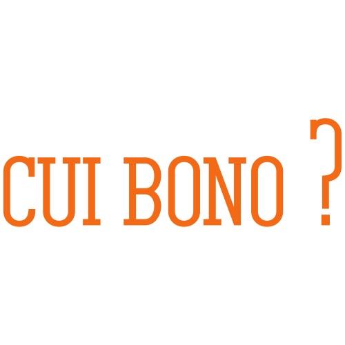 Cui bono - Men's Premium T-Shirt