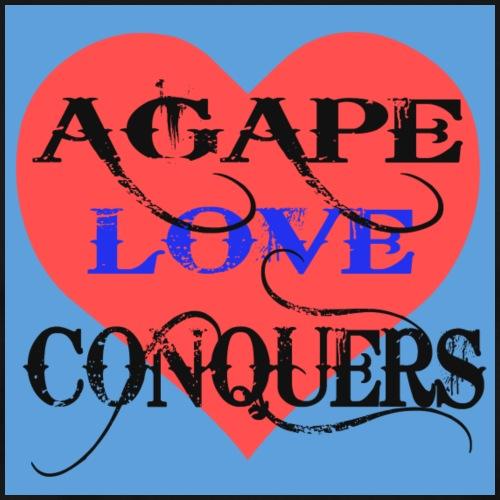 Agape - Men's Premium T-Shirt