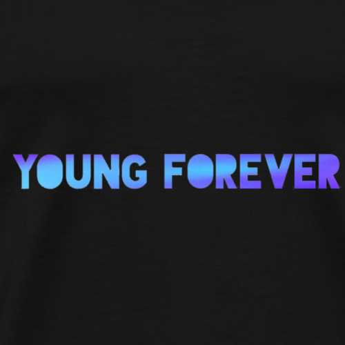 Young Forever - Men's Premium T-Shirt