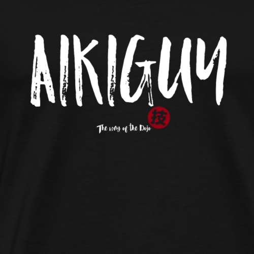 Aikiguy - Men's Premium T-Shirt