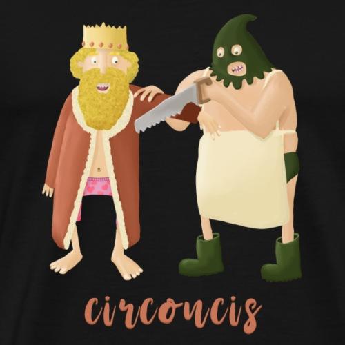 Circoncis - Men's Premium T-Shirt