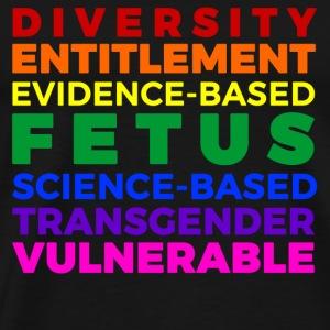 sevenwords - Men's Premium T-Shirt