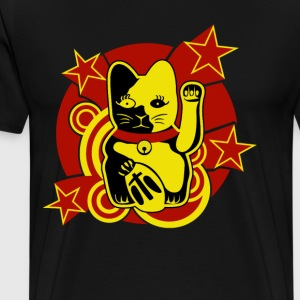 Lucky Cat - Men's Premium T-Shirt
