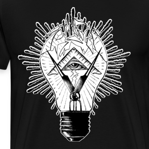 Illuminated - Men's Premium T-Shirt