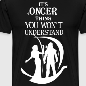 Oncer Thing! - Men's Premium T-Shirt