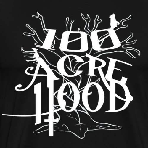 100 Acre Hood Logo - Men's Premium T-Shirt