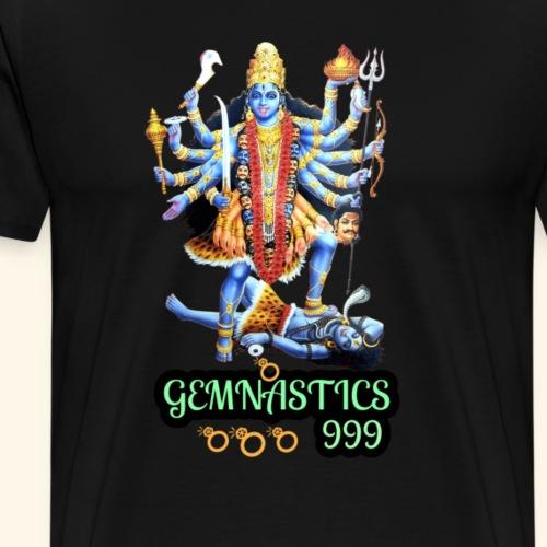 Kali & Shiva - Men's Premium T-Shirt
