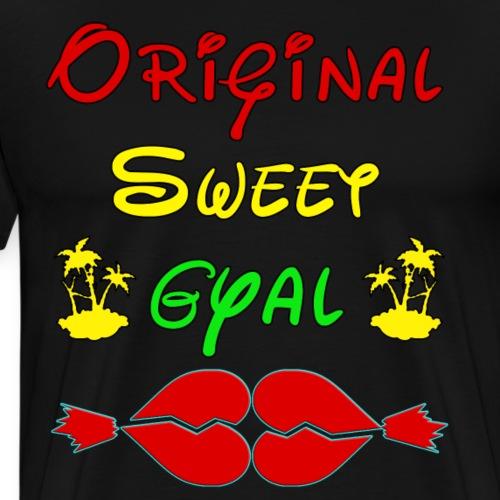original sweet gyal - Men's Premium T-Shirt