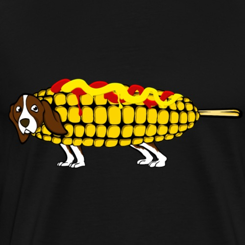 CornDog - Men's Premium T-Shirt