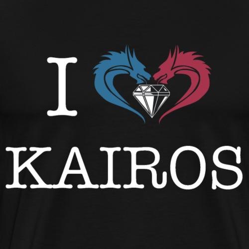 I Heart Kairos - Men's Premium T-Shirt